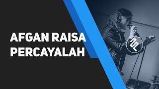 Percayalah - Afgan Feat Raisa (Karaoke by fxpiano)