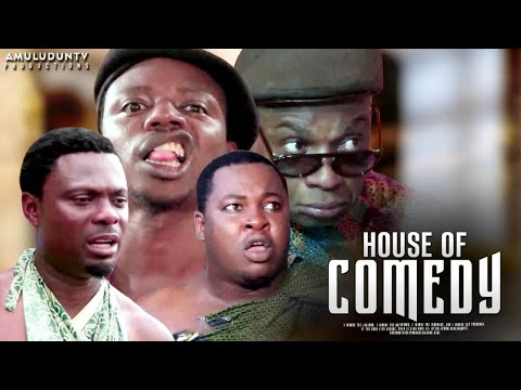 House Of Comedy - Latest Yoruba Movie 2020 Drama Starring Okele, Ijebu, baba Tee, Gaji, Kunle Afod