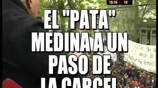 """Video El """"Pata"""" Medina a un paso de la cárcel MP3, 3GP, MP4, WEBM, AVI, FLV Oktober 2017"""