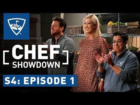 Chef Showdown | Season 4: Episode 1 | Topgolf