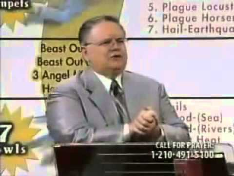 """JOHN HAGEE """"THE END TIMES ARE HERE"""" 10 SIGNS **MUST WATCH**"""