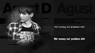 Video BTS Suga (AGUST D) - Tony Montana FT. Yankie [Lyrics Han|Rom|Eng] MP3, 3GP, MP4, WEBM, AVI, FLV Maret 2018