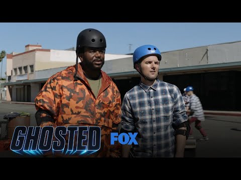 Max & Leroy Try To Salt Ring The Demon | Season 1 Ep. 16 | GHOSTED