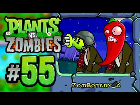 Plants vs. Zombies - Zombatony 2 - Episode 55 - KoopaKungFu
