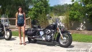 9. Used 2013 Harley Davidson Heritage Softail Classic Motorcycles for sale - Pensacola, FL