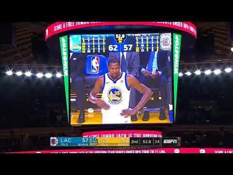 KEVIN DURANT 20,000 POINTS
