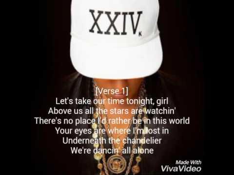 Bruno Mars - Versace On The Floor.