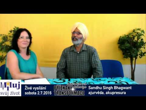 Sandhu Singh Bhagwant (Indie) - ajurvéda, akupresura
