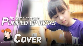 Video Pumped Up Kicks - Foster The People cover by 12 y/o Jannine Weigel MP3, 3GP, MP4, WEBM, AVI, FLV Mei 2018
