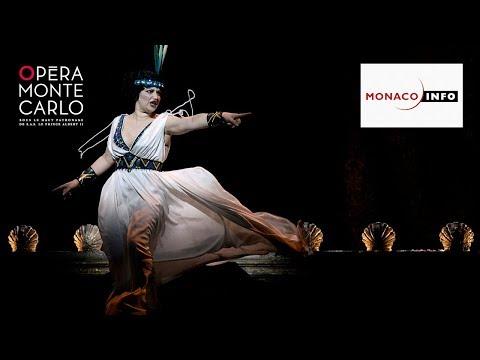 Adriana Lecouvreur de Francesco Cilea - Eeportage Monaco Info - Opéra de Monte-Carlo