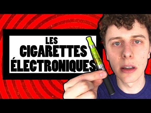 NORMAN – LES CIGARETTES E?LECTRONIQUES