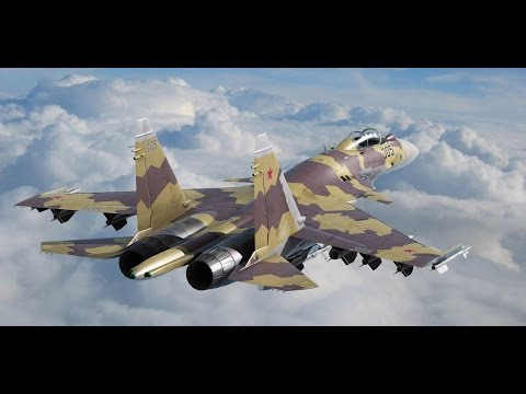 The Sukhoi Su-35 (Russian: Сухой...