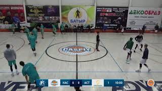 Барлық ойын— Ұлттық лига: «Каспий»vs «Астана» (1-шi ойын)
