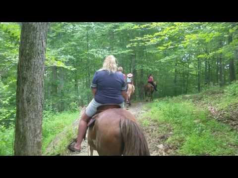 Lake Cumberland State Park, Jamestown, KY (horseback riding)