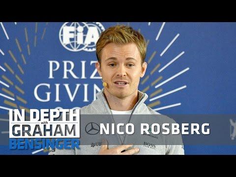 Nico Rosberg: Why I retired