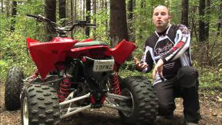 8. Dirt Trax Test Rides Polaris Outlaw 525 IRS
