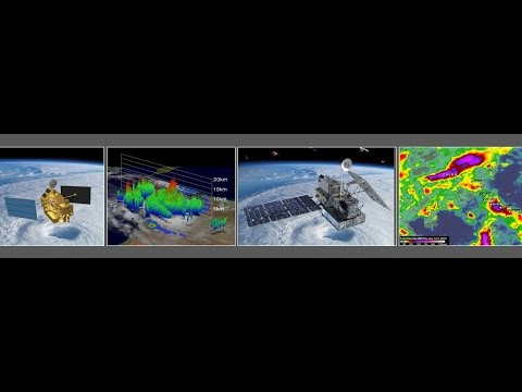Earthdata Webinar:  TRMM and GPM Precipitation Products and Data Services at the NASA GES DISC
