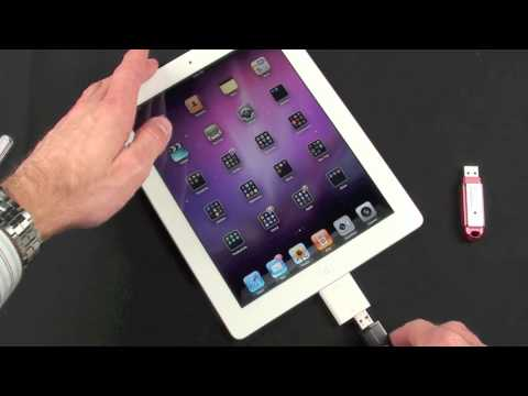 Apple iPad 2 Camera Connection Kit: Demo and Bonus Features!