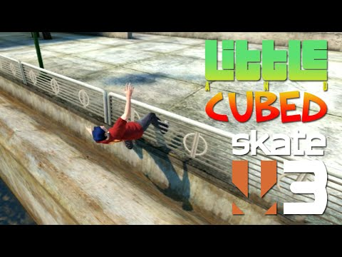 Little - Best of 3 to find the King of the Playground! Subscribe to Martyn's Channel! http://www.youtube.com/user/inthelittlewood Game Link: http://www.ea.com/uk/skate-3 End theme by the incredible...