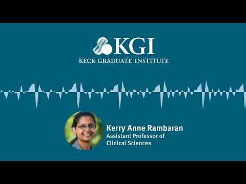 Kerry Anne Rambaran Discusses KGI's PharmD Rotations