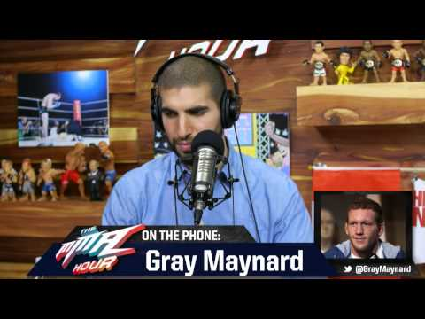 MAYNARD - Gray Maynard tells Ariel Helwani on The MMA Hour that despite being the UFC lightweight champion, Benson Henderson is not the division's best fighter and tha...