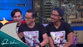 Nonton Sarah Sechan Kedatangan Para Cast Negeri Van Oranje Film Subtitle Indonesia Streaming Movie Download