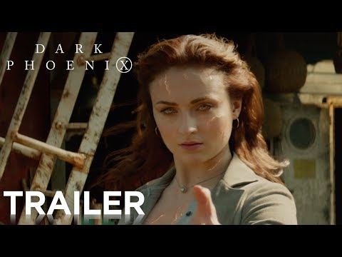 Trailer film X-Men – Dark Phoenix