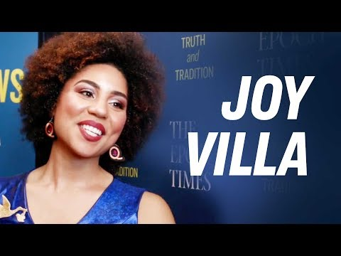Joy Villa on Her Support for President Trump at #CPAC 2019 | American Thought Leaders
