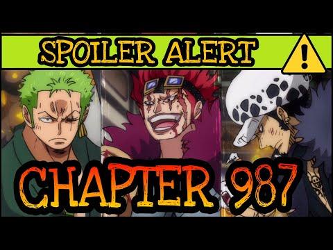 SIMULA NA NG LABAN! Chapter 987 (Chapter Review) | One Piece Tagalog Analysis