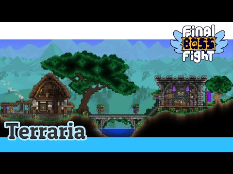 Video thumbnail for Here We Go Again! – Terraria – Final Boss Fight Live