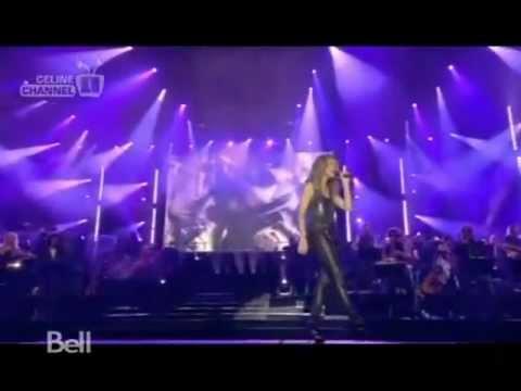 Celine Dion, Pour Que Tu M'aimes Encore - Quebec 400 Anniversary Show