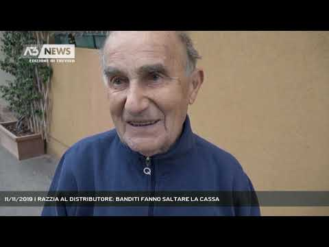 11/11/2019 | RAZZIA AL DISTRIBUTORE: BANDITI FANNO SALTARE LA CASSA