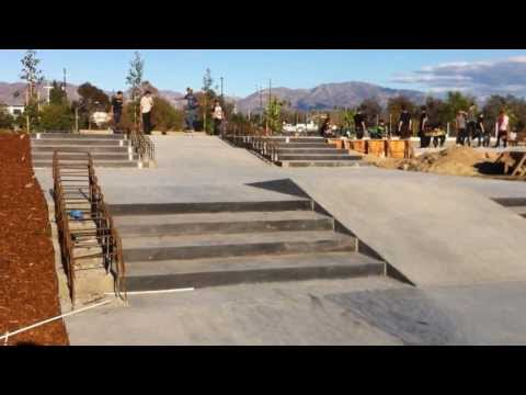 Sun valley skate park not open yet