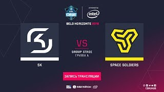 SSoldiers vs SK, game 1