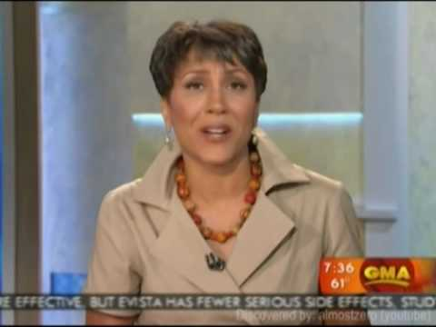 Good Morning America - Seven Thirty Sex Oops - Robin Roberts