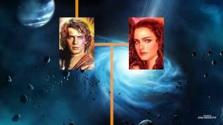 Video Skywalker's Family tree STAR WARS MP3, 3GP, MP4, WEBM, AVI, FLV Juni 2018