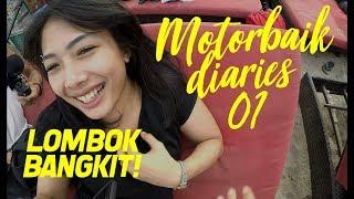 "Video MOTORBAIK 2018 DIARIES #01 - ""LOMBOK BANGKIT!"" MP3, 3GP, MP4, WEBM, AVI, FLV November 2018"