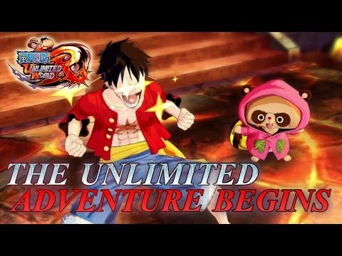 One Piece: Unlimited World Red #3
