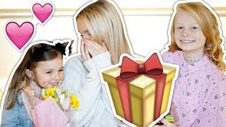 Video OUR MOTHERS DAY SURPRiSE FOR PREGNANT MUM 🤰 MP3, 3GP, MP4, WEBM, AVI, FLV Maret 2018