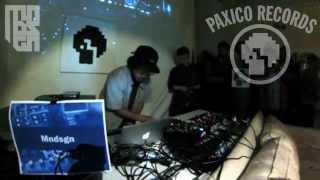 Mndsgn - Live @ Paxico Powwaw 2013