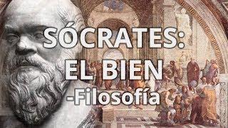 Sócrates. El Bien - Filosofía - Educatina