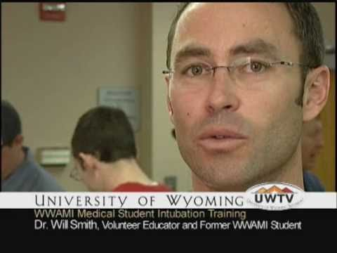 The WWAMI, Wyoming first year experience