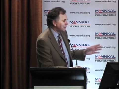 The Sun Rises in the West - Prof Barry Marshall
