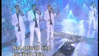 Noorkuu & S'Poom - Friends Will Be Friends (Eesti NF 2006)