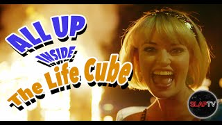 """""""All Up Inside You"""" went to the Life Cube Project in downtown Las Vegas in search of spiritual enlightenment and some Ayahuasca. Hosted by: Jennie CarrollSlapTV. Provocative. Dangerous. Cuddly.Watching our videos may be the most important thing you do this week. For more madness, subscribe to our YouTube Channel!http://www.youtube.com/subscription_c...Change your life by liking us on Facebook!https://www.facebook.com/slapTVdotcomGo here if you want to live!http://www.slaptv.comImpress your mom by following us on Twitter!https://twitter.com/slaptvdotcom Have you ever heard of Instagram??!!http://instagram.com/slaptvdotcom We are required to have one so here is our Google+ Page!https://plus.google.com/u/5/b/1050088...Executive Producer:Roberto RaadA SlapTV Production"""