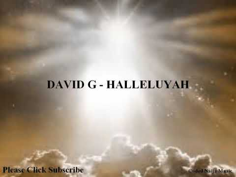 David G - Halleluyah (lyrics)