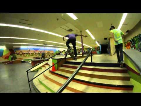 Quickie Mart Skate Shop at BorderTown