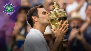 SUBSCRIBE to The Wimbledon YouTube Channel: http://www.youtube.com/wimbledon LIKE Wimbledon on Facebook: ...