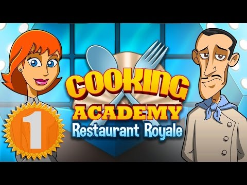 تحميل لعبة Cooking Academy Restaurant Royale