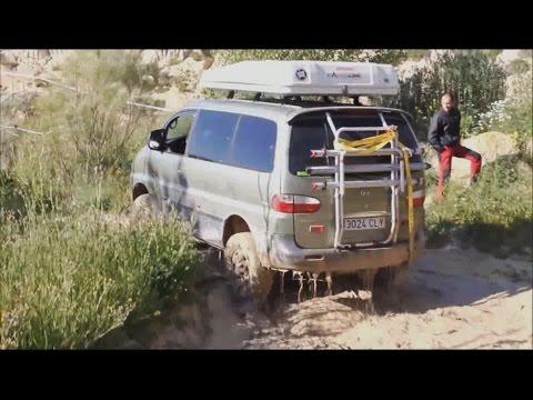 Интересные фургоны - Hyundai Starex